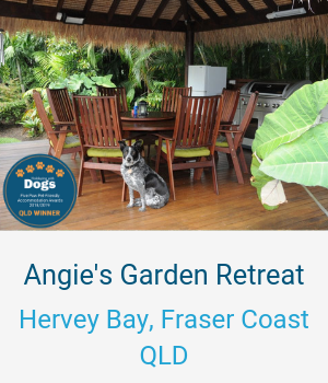 Awards - Five Paws Pet Friendly Accommodation - Holidaying